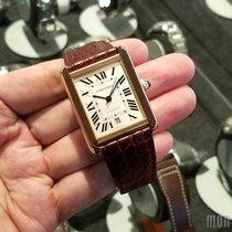 Cartier W5200026 Tank Solo Watch 41mm
