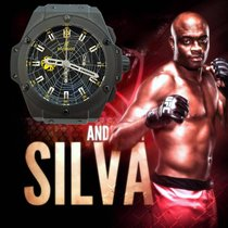 Hublot King Power Spider Anderson Silva Limited Edition