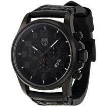 Luminox Blackout Black Dial Chronograph Men's Watch