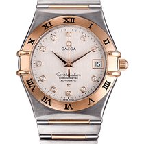 Omega Constellation 50 years Stainless steel and Gold 80567880