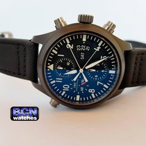 IWC Pilot  Double Chronograph Limited Edition Ceramic IW378601