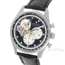 "제니트 (Zenith) Elprimero Chronomaster Open Steel 42MM ""2017&..."