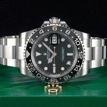 Rolex GMT-Master II Stahl/Keramik Ref. 116710LN  BESTZUSTAND