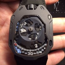 Urwerk UR-105M « Dark Knight » Altin - Limited edition of 77...