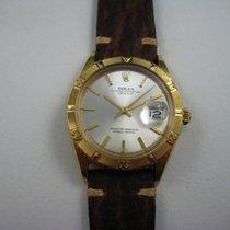 Rolex 18k yellow gold Thunderbird c.1964
