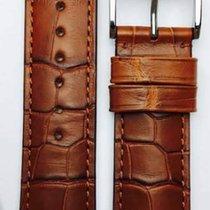Hirsch Uhrenarmband Earl goldbraun L 04707079-2-22 22mm