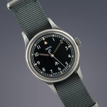 Vintage Smiths W10 Military manual watch