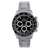 Rolex DAYTONA Stainless Steel Black Ceramic Bezel 2017