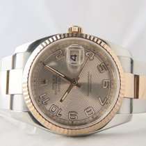 Rolex Datejust 18k Rose Steel Ref. 116231 (Box&Papers)