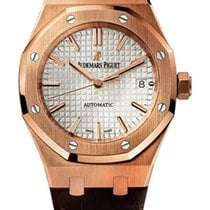Audemars Piguet Royal Oak 18K Rose Gold Ladies Watch