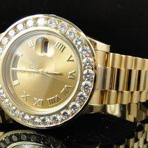 Rolex Amazing Mens Rolex Day-Date 2 II 18k 41MM Presidant...