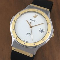 Hublot Classic Gold Steel Mdm Men´s Watch