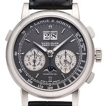 A. Lange & Söhne Datograph Perpetual Weißgold Ref. 410.038