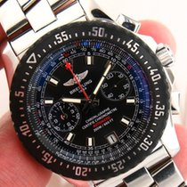 Breitling Skyracer Raven Ref A27364 Chronograph Stainless...