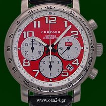 Σοπάρ (Chopard) Mille Miglia Automatic Chrono Titanium Red...
