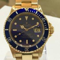Rolex Submariner Date 18K