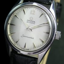 Omega Seamaster 471 Automatic Steel Mens 1956s Vintage Watch