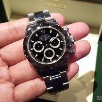 Rolex 116520 Black Dial Cosmograph Daytona 40mm