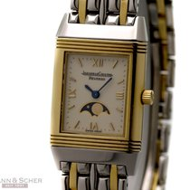 Jaeger-LeCoultre Reverso Lady Moonphase Ref-260518 18k Yellow...