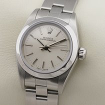 Rolex Oyster Perpetual Lady Damenuhr Automatic Service 09/2017