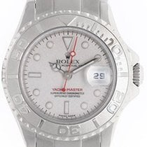 Rolex Ladies Yacht - Master Stainless Steel Watch 169622...