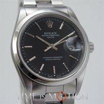 ロレックス (Rolex) Oyster Perpetual Date 15200 Noire Certif Rolex...