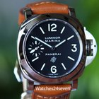 Panerai PAM 005 Luminor Marina w Logo Dial & Second Hand...