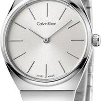 ck Calvin Klein Supreme K6C23146 Damenarmbanduhr flach &...