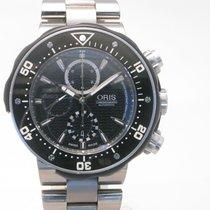 Oris Prodiver titanium chronograph
