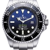 롤렉스 (Rolex) Pre-Owned Deepsea Custom Blue Dial 116660
