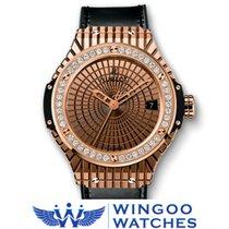 Hublot - Big Bang Caviar Oro Diamanti Ref. 346.PX.0880.VR.1204