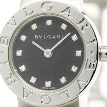 Bulgari Polished  - Diamond Quartz Ladies Watch Bb23ss (bf102472)