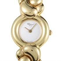 Certified Pre-Owned Chopard Casmir 18K Yellow Gold Ladies...