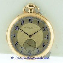 Gübelin 18k Rose Gold Pocket Watch Pre-owned