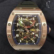 Richard Mille RM36 Jean Todt Tourbillon G-Sensor