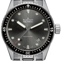 Blancpain Fifty Fathoms Bathyscaphe Automatic 43mm  - 5000-111...