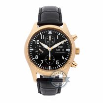 IWC Pilot's Watch Chronograph IW3717-13