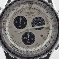 Breitling Navitimer Jupiter Pilot Herren Uhr Stahl 42mm A59028...