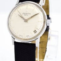 "Ζενίθ (Zenith) ""220-S"" Watch - Date / Stainless Steel..."