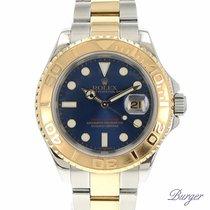 롤렉스 (Rolex) Yachtmaster 40 Rolesor Blue