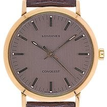 Longines Mans Wristwatch Conquest