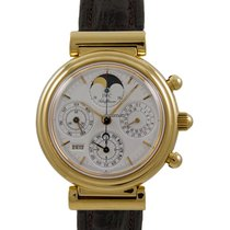 IWC Da Vinci Chrono Perpetual Calendar Gold K18