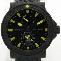 Ulysse Nardin Maxi Marine Diver Black Sea Yellow