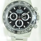 Rolex 116500LNCosmograph Daytona Ceramic Bezel Unworn Condition