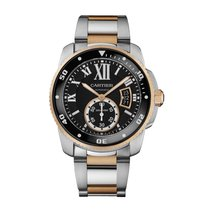 Cartier Calibre Automatic Mens Watch Ref W7100054