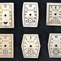 Bulova Hamilton Illinois Waltham Elgin Wristwatch Dials