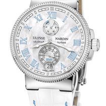 Ulysse Nardin Marine Chronometer Manufacture Ladies (Limited...