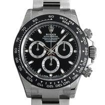 Rolex Cosmograph Daytona black Dial 116500LN Ceramic Bezel