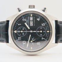 IWC Der Flieger Chronograph Day Date Ref. IW3706