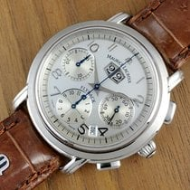 Maurice Lacroix Flyback Automatic Master Piece - Men´s watch -...